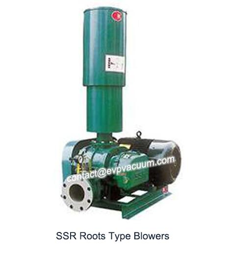 Roots Blower for Shipping Industry
