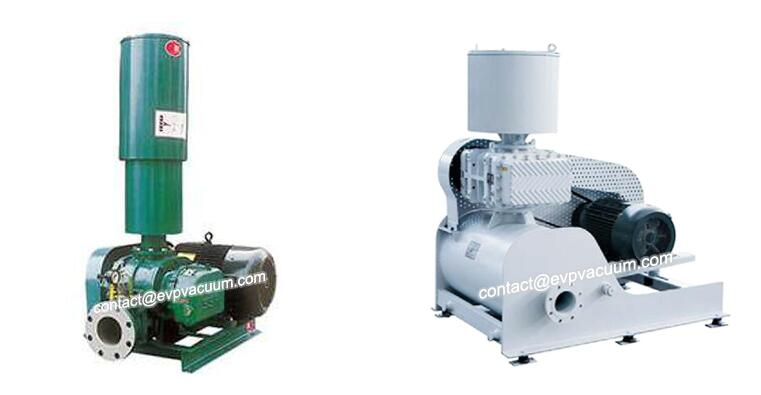 Roots blower for flour industry