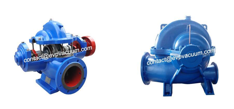Spilt casing pump supply