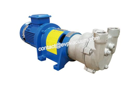 Vacuum pumps for chemical industry