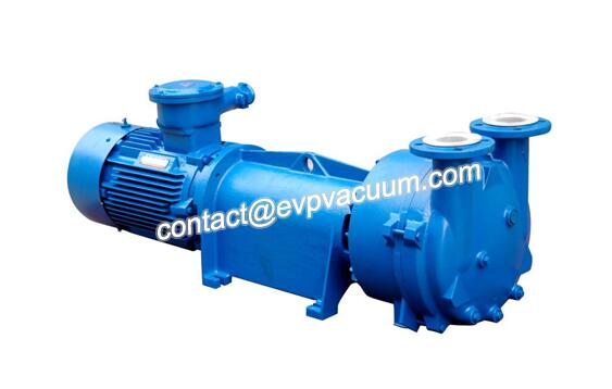 Vacuum pumps for dairy products