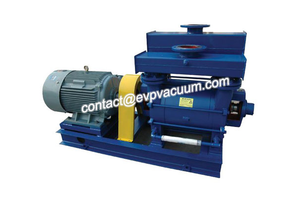 Liquid Ring Vacuum Pumps for Extruder Venting