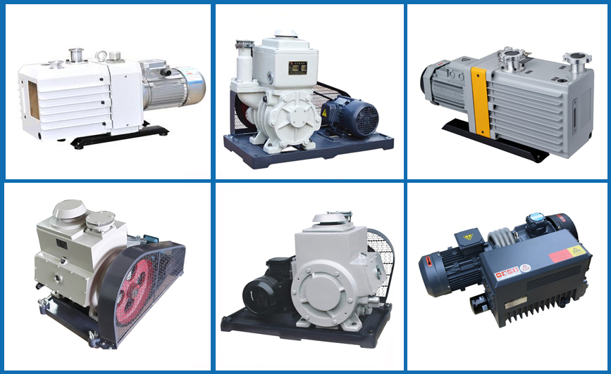 Manufacturer of Industrial Rotary Vacuum Pump