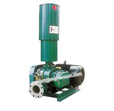 blower-in-sewage-treatment-plant