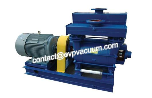 Vacuum pump for healthcare