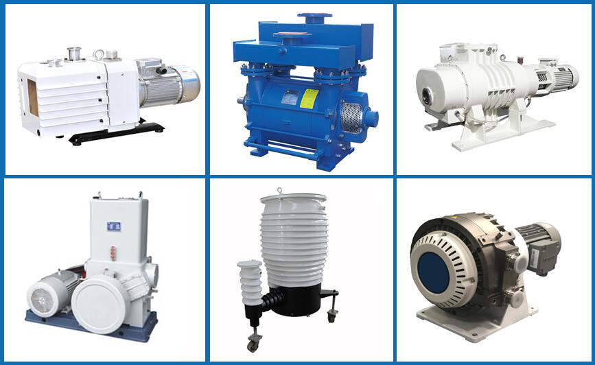 Vacuum pump industry