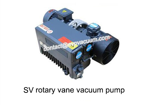 Vacuum pump for vacuum sucker