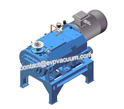 Dry Screw Vacuum Pump in Food Industry