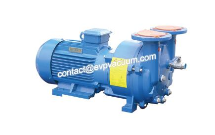 Order liquid ring vacuum pump