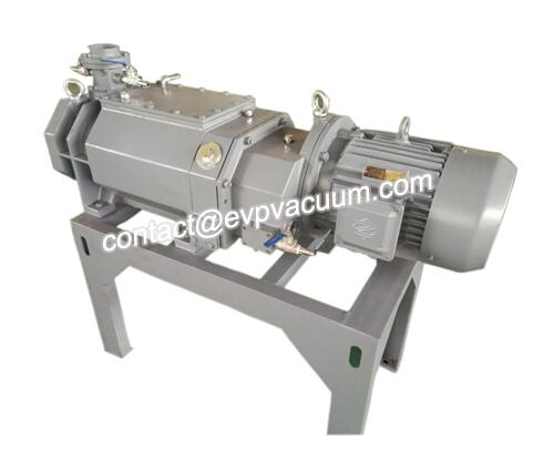 Screw Vacuum Pump for Oil and Gas Recovery