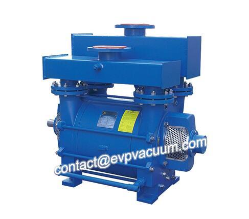 Selecting a liquid ring vacuum pump