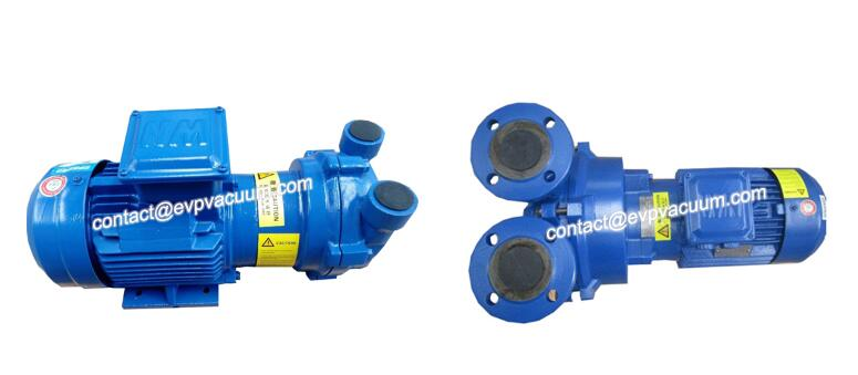 Vacuum Pump for Smoke Purification System