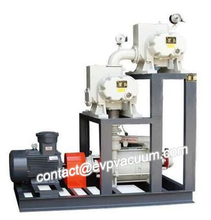 power-plant-vacuum-pump-system