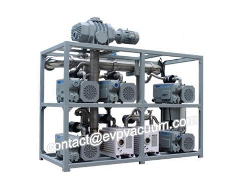 Vacuum System of Vacuum Heat Treatment Furnace