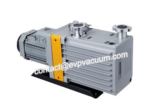 Vacuum pump for composite materials
