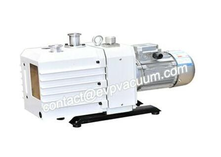 Vacuum pump for refrigeration