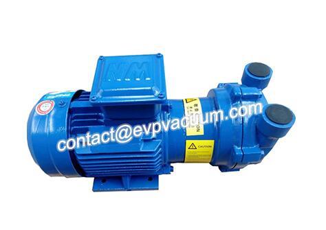 Vacuum pump for vacuum crystallization