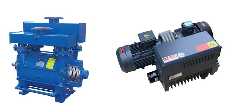 What vacuum pump is most suitable for your needs?