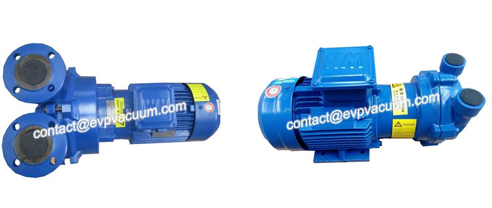 Liquid Ring Pump for Ozone Production
