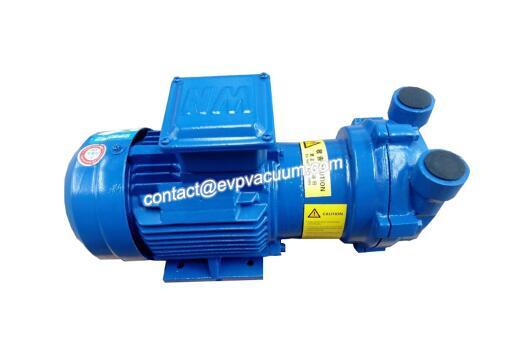 Liquid ring vacuum pump for power generation industry