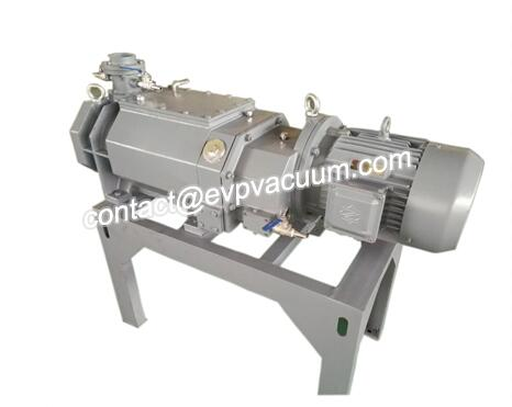 Screw Vacuum Pump in Sewage Treatment