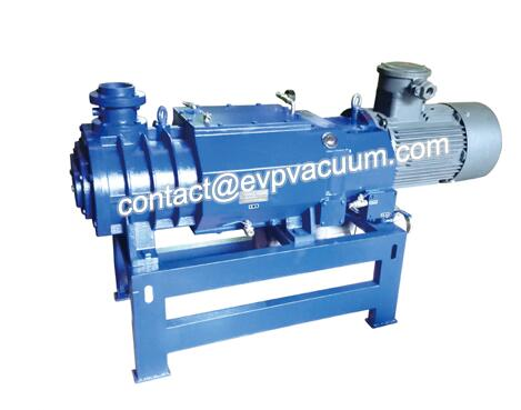 Screw Vacuum Pump in Wood Processing