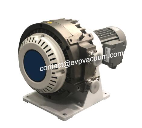 Scroll Vacuum Pump for Sputtering Equipment