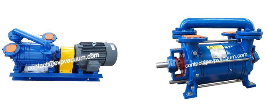 Corrosive gas vacuum pump