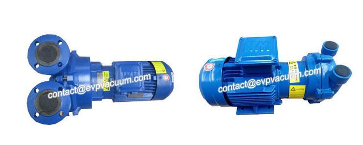 Liquid ring pump supply