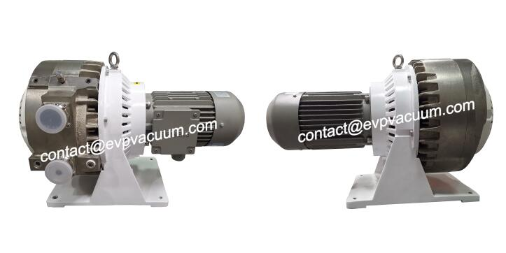 Oil-free vacuum pump for freeze dryer