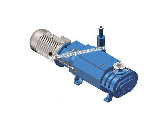 Screw vacuum pump selection