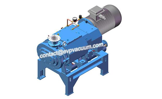 Vacuum pump in Palm Oil Industry