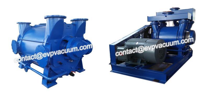 low-noise-water-ring-vacuum-pump