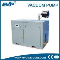 Oil seal screw vacuum pump
