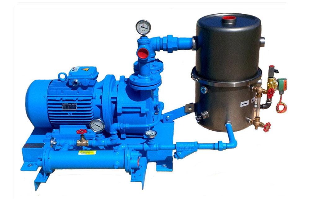 gas air vacuum pump