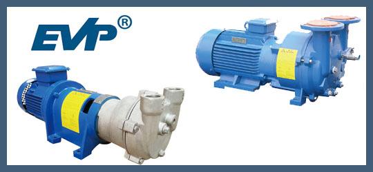 power plant use vacuum pump
