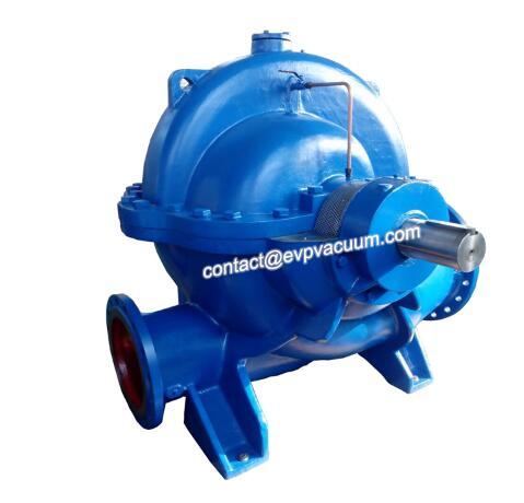 Desalination pump