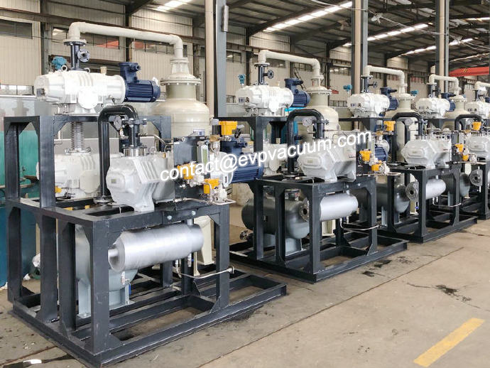 How to choose a dry screw vacuum pump