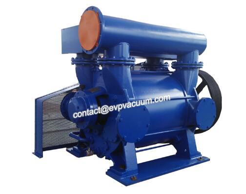 Industrial liquid ring compressor
