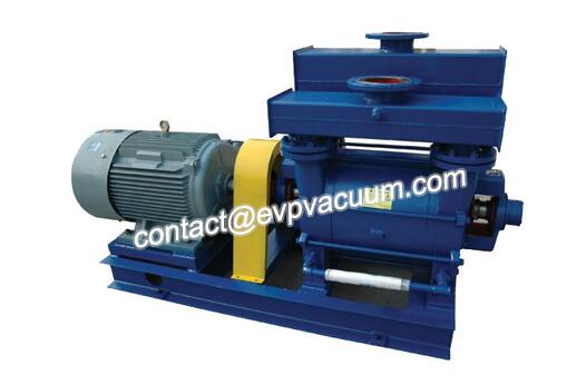 Liquid Ring Vacuum Pump for Distillation Column