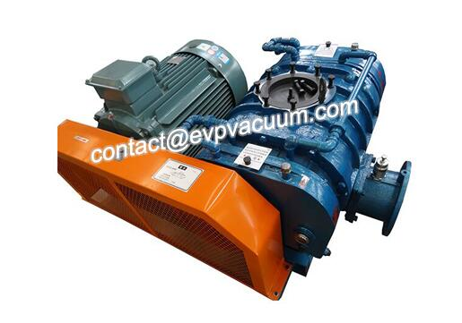 Low noise vacuum pump