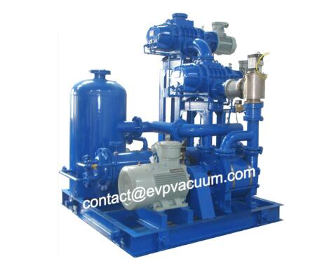 Oil purification pump