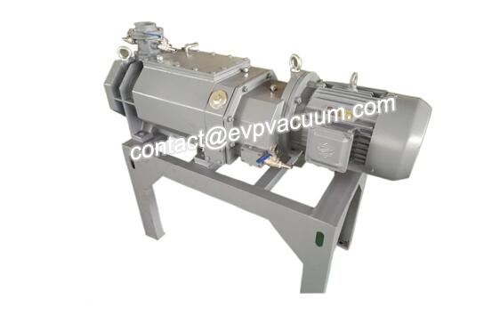 Screw-vacuum-pumps