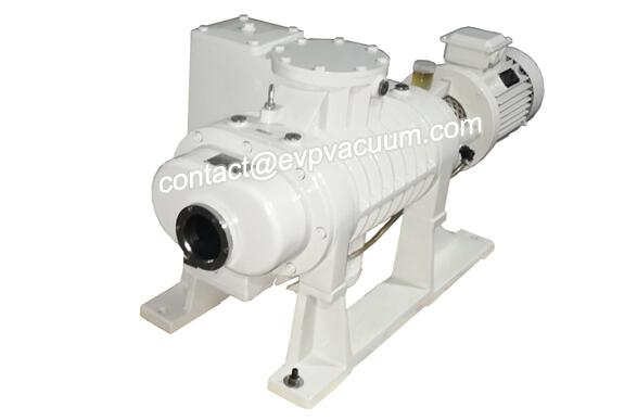 Pumps for food processing