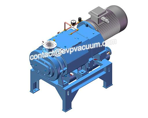 Screw pump in the printing industry