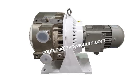 Small scroll pump