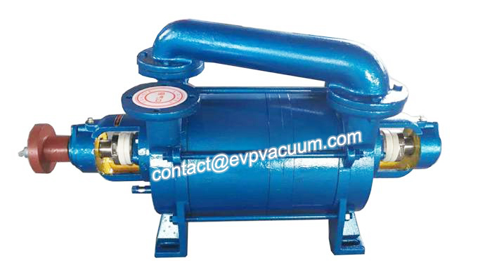 Vacuum pump for oxygen