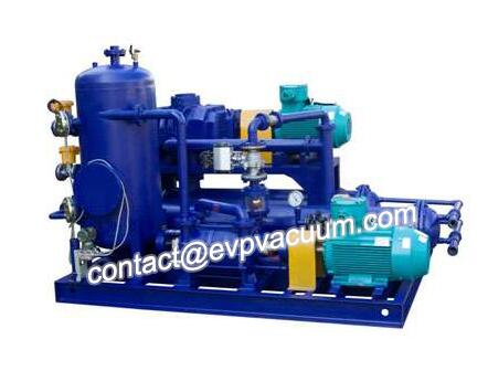 liquid ring vacuum unit supplier