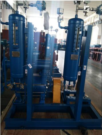 water ring vacuum pump systems