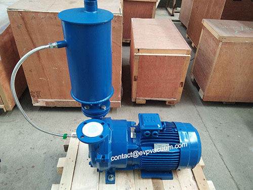 2BV water ring vacuum pump selection method